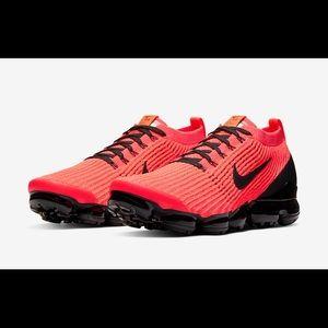Nike Air Vapormax Flyknit 3 Crimson/Black